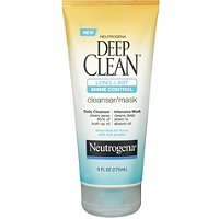 NeutrogenaDeep Clean Long Lasting Cleansing Mask