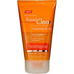 NeutrogenaRapid Clear Foaming Scrub