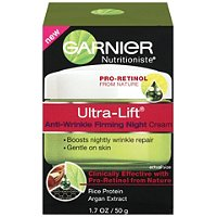 GarnierUltra Lift Anti-Wrinkle Firming Night Cream