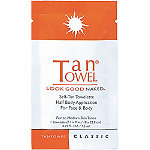 Tan TowelClassic Half Body Apllication 1 Ct