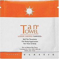 Tan TowelTantowel Full Body Classic Towelette 1 Count