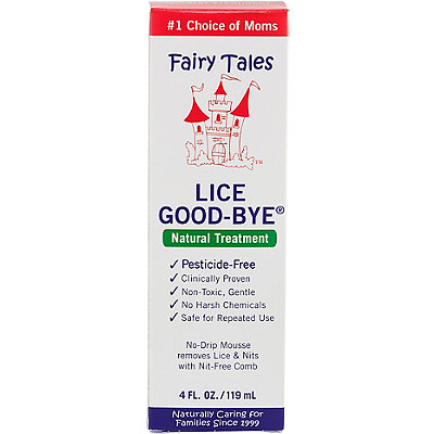 Fairy TalesLice Good Bye Nit & Removal System