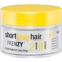 Sexy HairShort Sexy Hair Frenzy Bulked-Up Texture Pomade