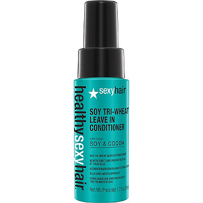 Healthy sexy hair shampoo and conditioner