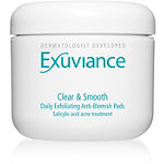 ExuvianceClear and Smooth Daily Exfoliating Anti-Blemish Pads