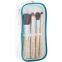 5 pc. Bag and Brush Set
