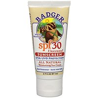 BadgerSPF 30 Unscented Face & Body