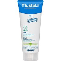 Mustela2 in 1 Hair & Body Wash