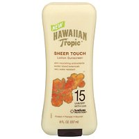 Hawaiian TropicSheer Touch Sunscreen Lotion