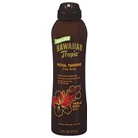 Hawaiian TropicRoyal Tanning Continuous Spray