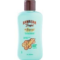 Hawaiian TropicTravel Size Shimmer Effect Coconut Papaya After Sun Lotion