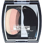one sweep eyeshadow