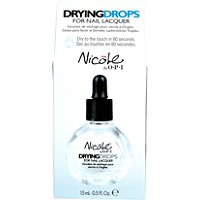 Nicole by OPINicole Drying Drops for Nail Lacquer