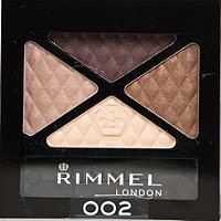 Rimmel LondonGlam Eye Shadow Quad