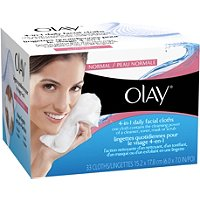 Olay4-In-1 Daily Facial Cloths 33 Ct
