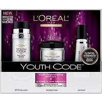 Youth Code Rejuvenating Anti-Wrinkle Kit