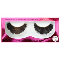 Special Effects Lashes-Fuzzy Wuzzy