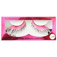 Special Effects Lashes-Red Fox