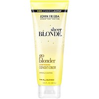 John FriedaSheer Blonde Go Blonder Lightening Conditioner