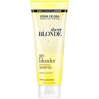 John FriedaSheer Blonde Go Blonder Lightening Shampoo