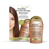 OrganixBrazilian Keratin Therapy 30-Day Smoothing Treatment