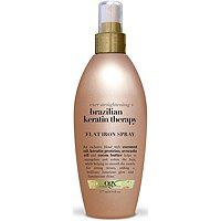 OrganixBrazilian Keratin Therapy Flat Iron Spray