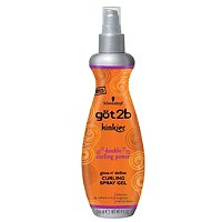 Got 2bKinkier Curling Spray Gel