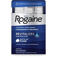 Hair Regrowth Treatment Unscented Foam