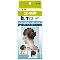 ConairBun Maker 6 Pc. Kit
