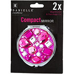 Crystal Crush Compact Mirror