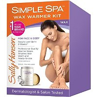 Sally HansenSimple Spa Wax Wamer Kit