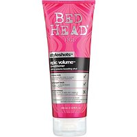TigiBed Head Styleshots Epic Volume Conditioner