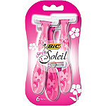 BicSimply Soleil Shaver for Women 6 Ct