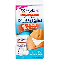 Bikini ZoneMedicated After Shave Roll-On Relief