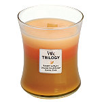 WoodWickFresh Baked Trilogy Jar Candle