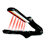 "Infrared Black 1"" Flat Iron"