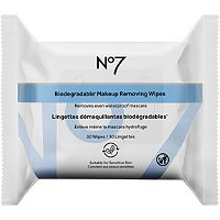 No 7 Quick Thinking 4-in-1 Wipes 30 ct