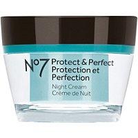 No 7 Protect & Perfect Night Cream