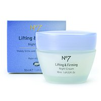 No 7 Lifting & Firming Night Cream