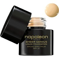 Napoleon PerdisSheer Genius Liquid Foundation