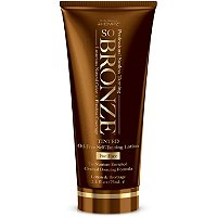 Tinted Self-Tanning Lotion for Face