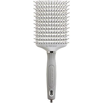 Olivia Garden Ceramic Ion Xl Pro Vent Paddle Brush Cosmetics Fragrance Salon And