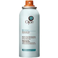 OjonFull Detox Rub-Out Dry Cleansing Spray Travel Size