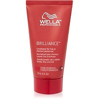 WellaTravel Size Brilliance Conditioner For Fine/Normal Hair