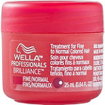 WellaTravel Size Brilliance Treatment For Fine/Normal, Colored Hair