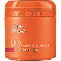 WellaEnrich Moisturizing Treatment For Fine/Normal Hair