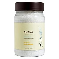 AhavaHoney Herbal Bath Salt