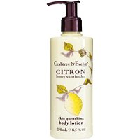 Crabtree & EvelynCitron, Honey & Coriander Skin Quenching Body Lotion