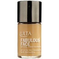 ULTAFabulous Face Natural Finish Foundation