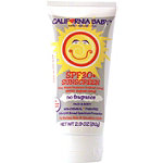 California BabySPF 30+ No Fragrance Sunscreen Lotion